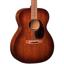 Open Box Martin 15 Series 000-15M Burst Auditorium Acoustic Guitar