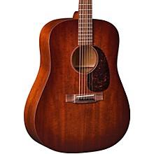 Open BoxMartin 15 Series D-15M Burst Dreadnought Acoustic Guitar