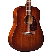 Martin 15 Series D-15M Burst Dreadnought Acoustic Guitar