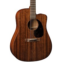 Martin 15 Series DC-15ME Dreadnought Acoustic-Electric Guitar