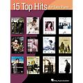 Hal Leonard 15 Top Hits For Easy Piano 2005 Edition thumbnail