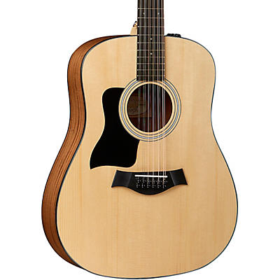 Taylor 150e-LH Left-Handed 12-String Dreadnought Acoustic-Electric Guitar