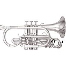 1530 Series Bb Cornet 1530-2 Silver