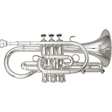 1535 Series C Cornet 1535-2 Silver