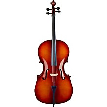 153S Sebastian Deluxe Laminate Series Cello Outfit 1/10