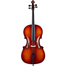 153S Sebastian Deluxe Laminate Series Cello Outfit 1/4