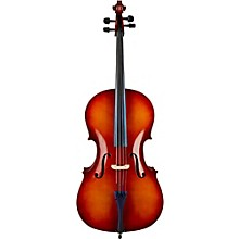 153S Sebastian Deluxe Laminate Series Cello Outfit 1/8