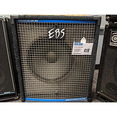 EBS 15F Bass Cabinet