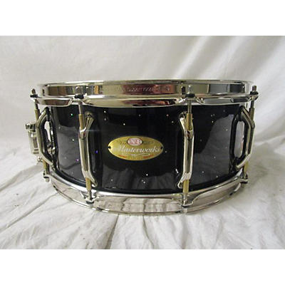 Pearl 15X6 Masterworks Custom Snare Drum