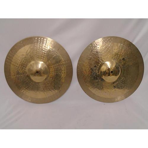 Paiste 15in 2002 Medium Hi Hat Pair Cymbal 35