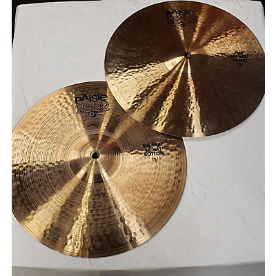 Paiste 15in Big Beat Cymbal
