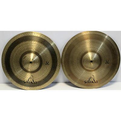 Saluda 15in Earthworks Hi Hats Cymbal