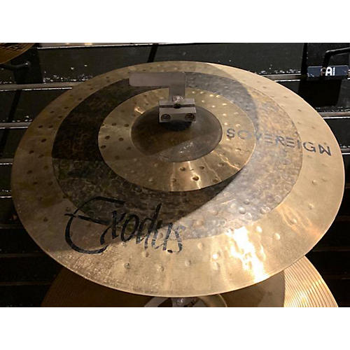 Exodus 15in Sovereign Cymbal 35