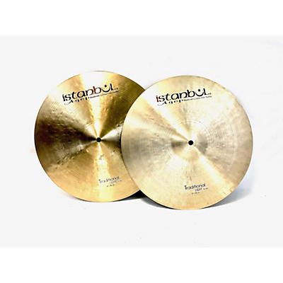 Istanbul Agop 15in Traditional Light Cymbal