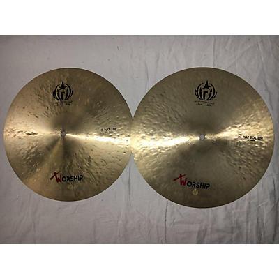Murat Diril 15in Worship X Cymbal