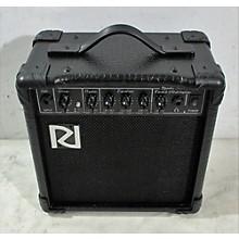 Randy Jackson 15rj Acoustic Guitar Combo Amp