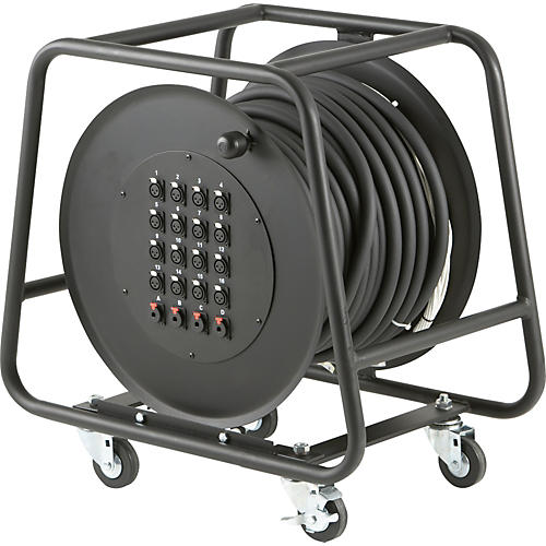Rapco Horizon 16-Channel/4-Return Snake Reel