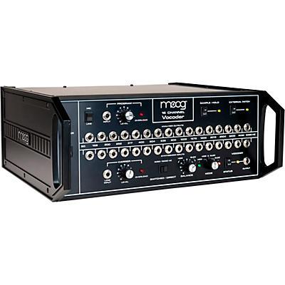 Moog 16 Channel Vocoder
