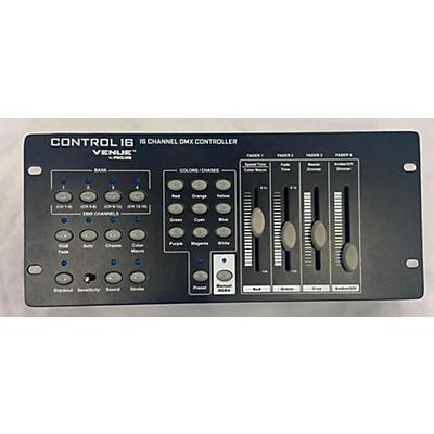 Venue 16 Dmx Controller Lighting Controller