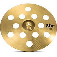"Sabian 16"" SBR O-Zone Crash Cymbal"