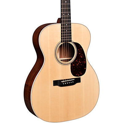 Martin 16 Series 00-16E with Gtanadillo Grand Concert Acoustic-Electric Guitar with Gig Bag