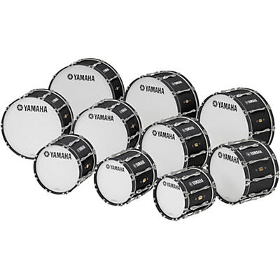 "Yamaha 16"" x 14"" 8300 Series Field-Corps Marching Bass Drum"