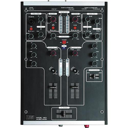 Urei 1601 Digital Scratch Mixer