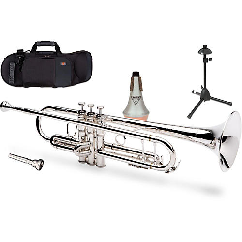 XO 1602S Professional Series Bb Trumpet Gift Kit