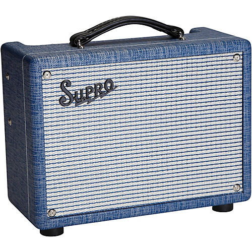 Supro 1606 Super 5W 1x8 Tube Guitar Combo Amplifier
