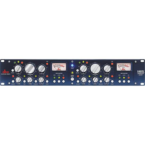 dbx 160SL Stereo Compressor/Limiter
