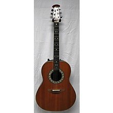 Ovation 1612 Acoustic Electric Guitar