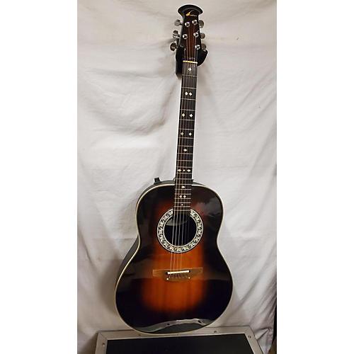 1612 Custom Balladeer Acoustic Electric Guitar