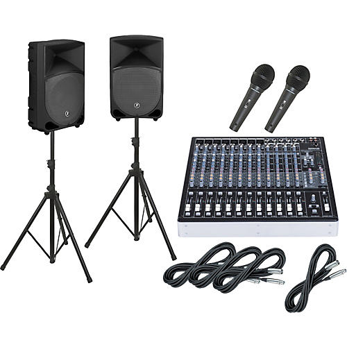 Mackie 1620i / TH-12A PA Package