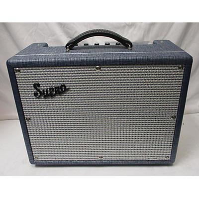 Supro 1622RT Tremoverb Tube Guitar Combo Amp