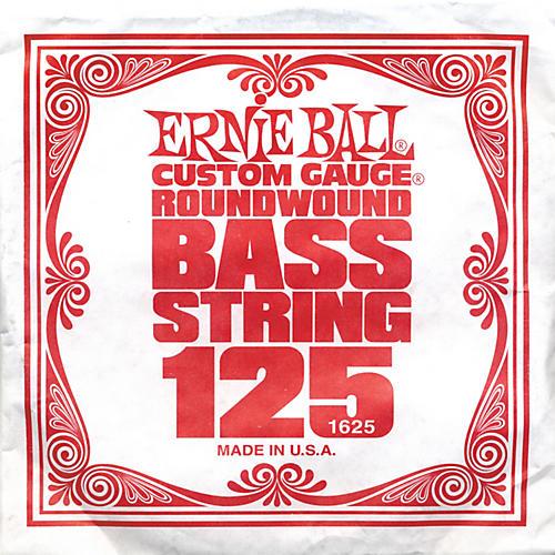 Ernie Ball 1625 Single Bass Guitar String