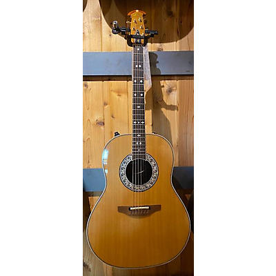 Ovation 1627 LTD-4Glenn Campbell Acoustic Electric Guitar