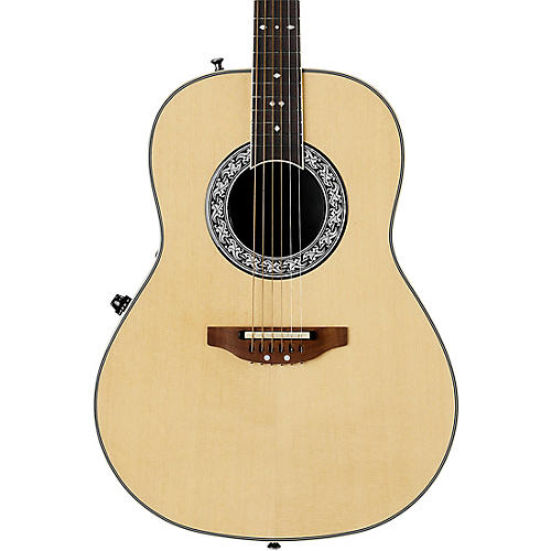 ovation 1627v glen campbell signature legend acoustic electric guitar natural musician 39 s friend. Black Bedroom Furniture Sets. Home Design Ideas