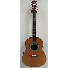 Ovation 1627vl Acoustic Electric Guitar