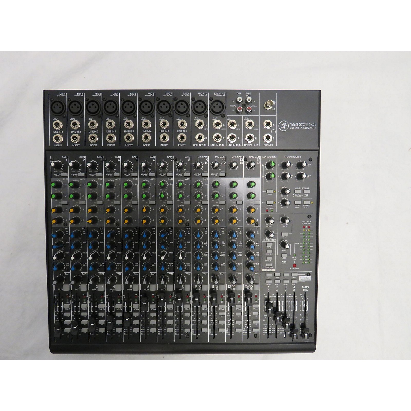 Mackie 1642VLZ4 Unpowered Mixer