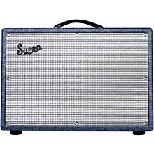 Open Box Supro 1650RT Royal Reverb 35/45/60W 2x10 Tube Guitar Combo Amp