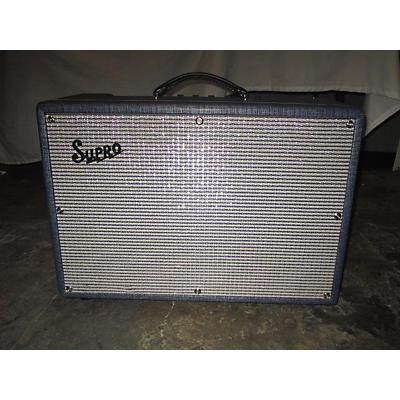 Supro 1650RT Royal Reverb 60/35W 2x10 Tube Guitar Combo Amp