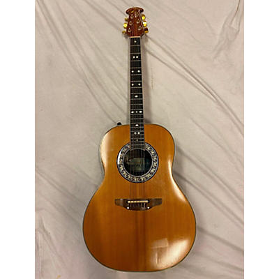 Ovation 1651 Acoustic Electric Guitar