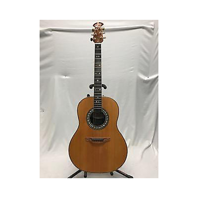 Ovation 1657-7 Acoustic Electric Guitar