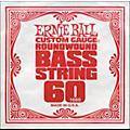 Ernie Ball 1660 Single Bass Guitar String thumbnail