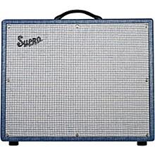 Open BoxSupro 1675RT Rhythm Master 35/45/60W 1x15 Tube Guitar Combo Amp