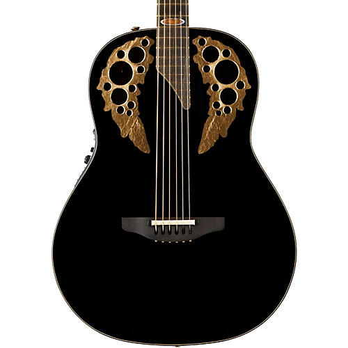 Ovation 1678AV50-5 50th Anniversary Custom Elite Shallow Acoustic-Electric Guitar