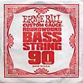 Ernie Ball 1690 Single Bass Guitar String thumbnail
