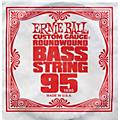 Ernie Ball 1695 Single Bass Guitar String thumbnail