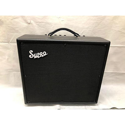 Supro 1697R Galaxy 50W 1x12 Tube Guitar Combo Amp