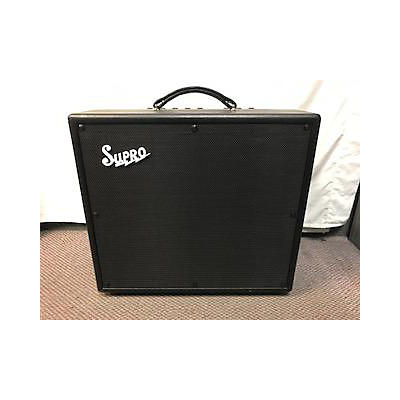 Supro 1697R Galaxy 50c Tube Guitar Combo Amp